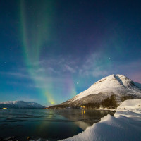 You Can Rent an Entire Island in Norway — and It Comes With Spectacular Views of the Northern Lights